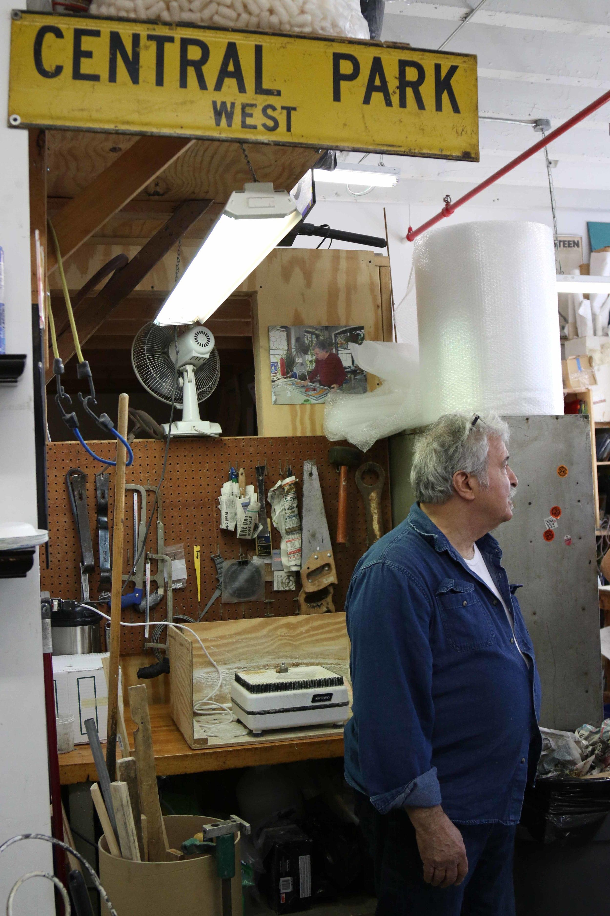 Meet Ernest of Glass Art of Brooklyn