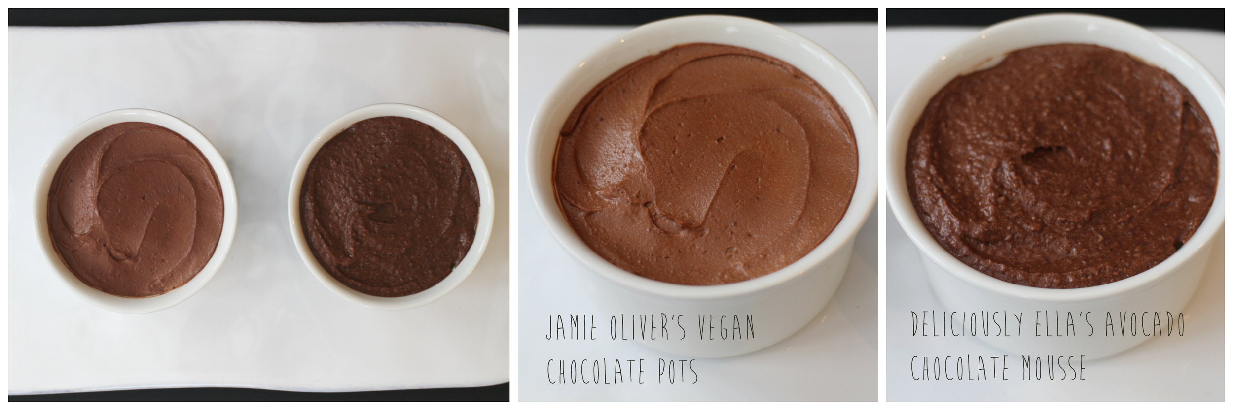 Vegan Chocolate Puds Serendipity Bakes