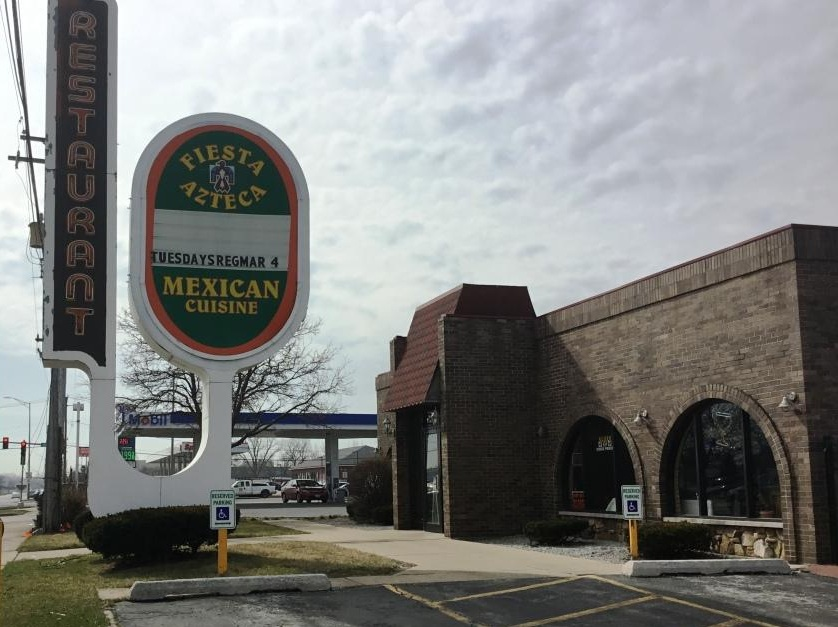 Restaurant - Location: Alsip, ILPrice: $850,000Comments: Mexican restaurant