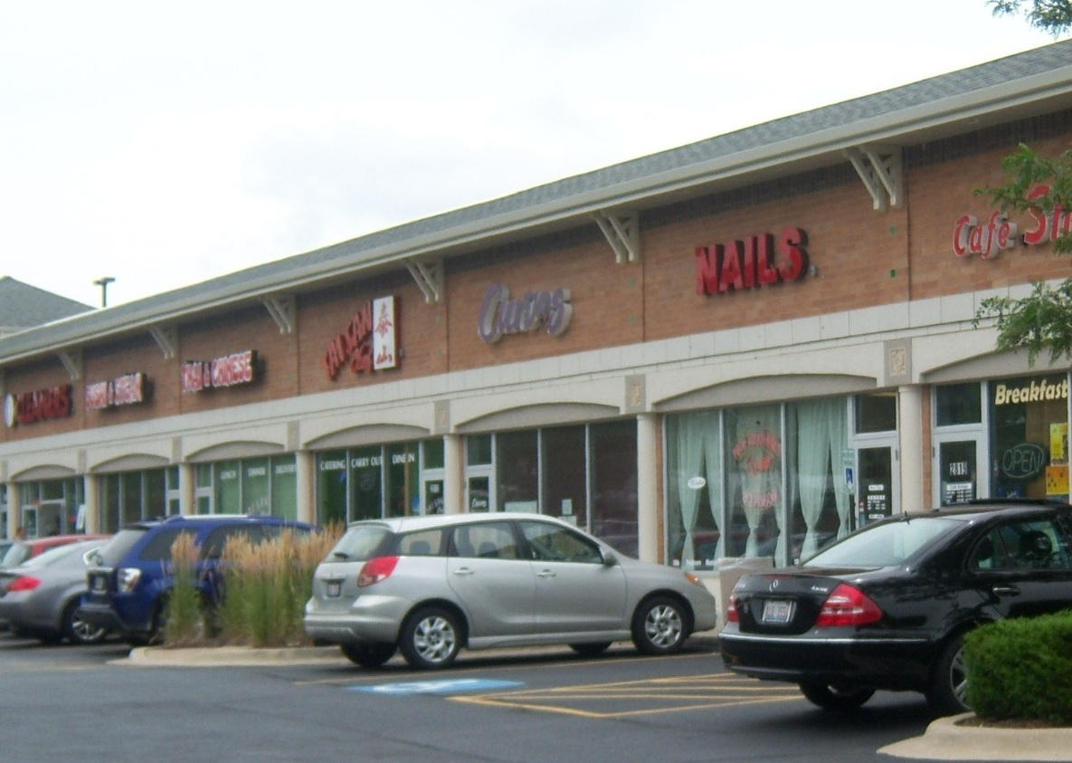 Retail Center - Location: Darien, ILPrice: $3,000,000Comments: 14K s.f.