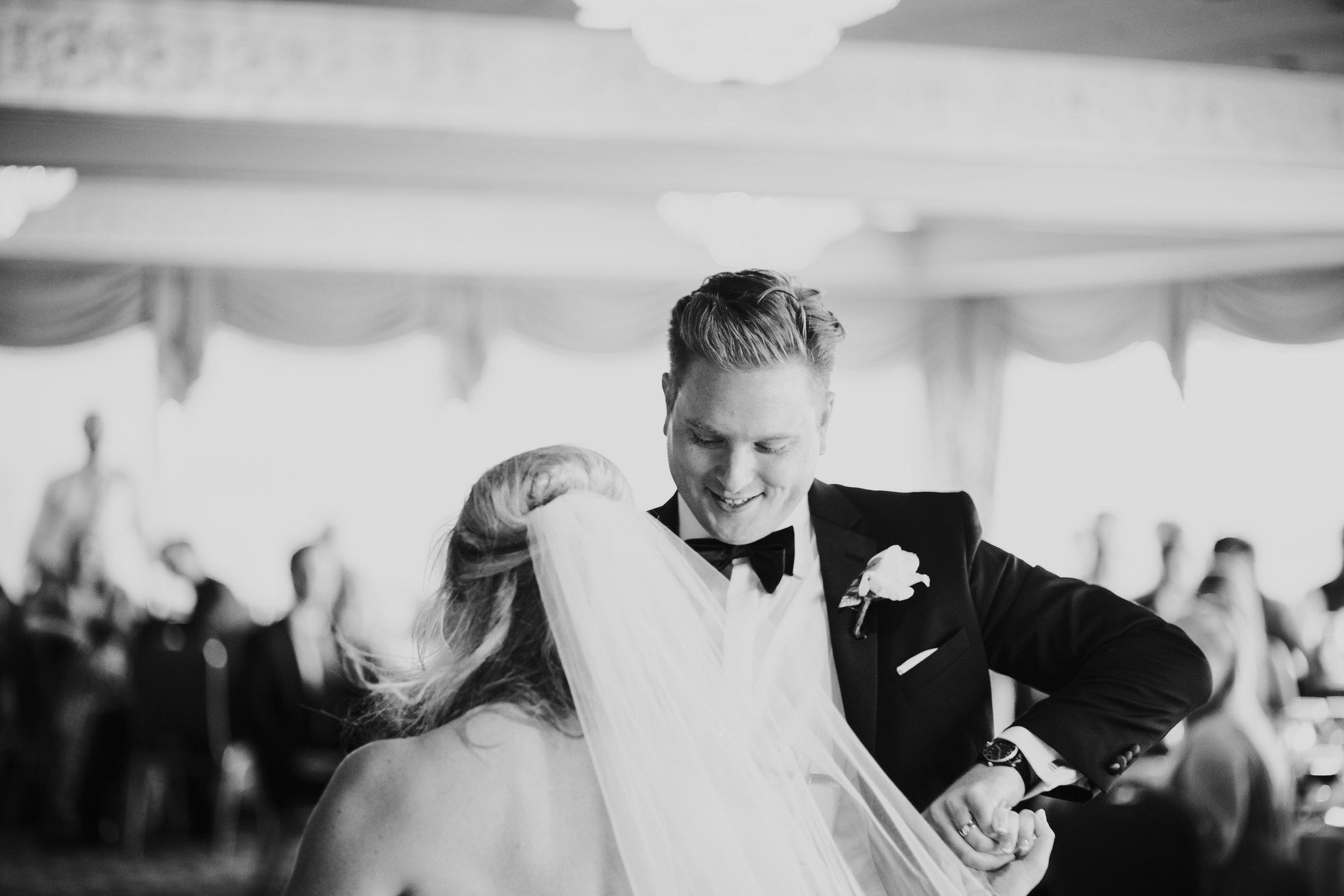 Le Mont Wedding
