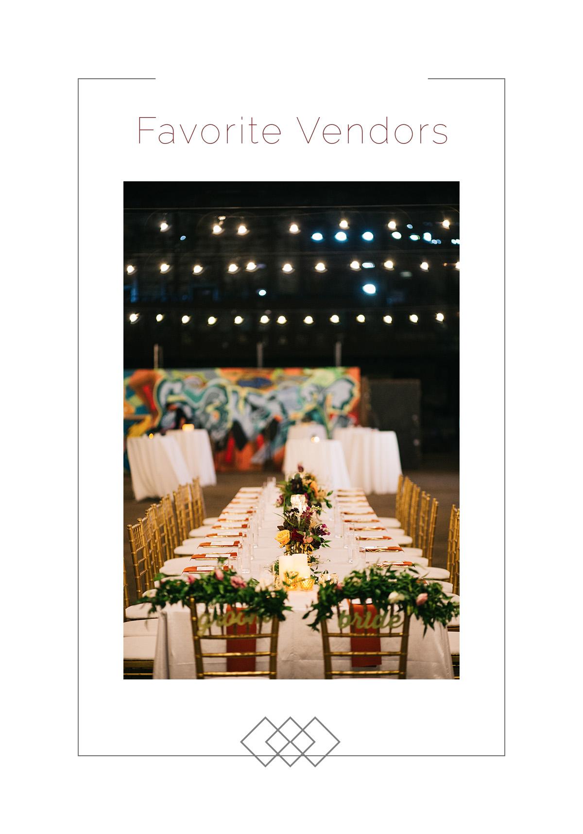 Pittsburgh wedding vendors
