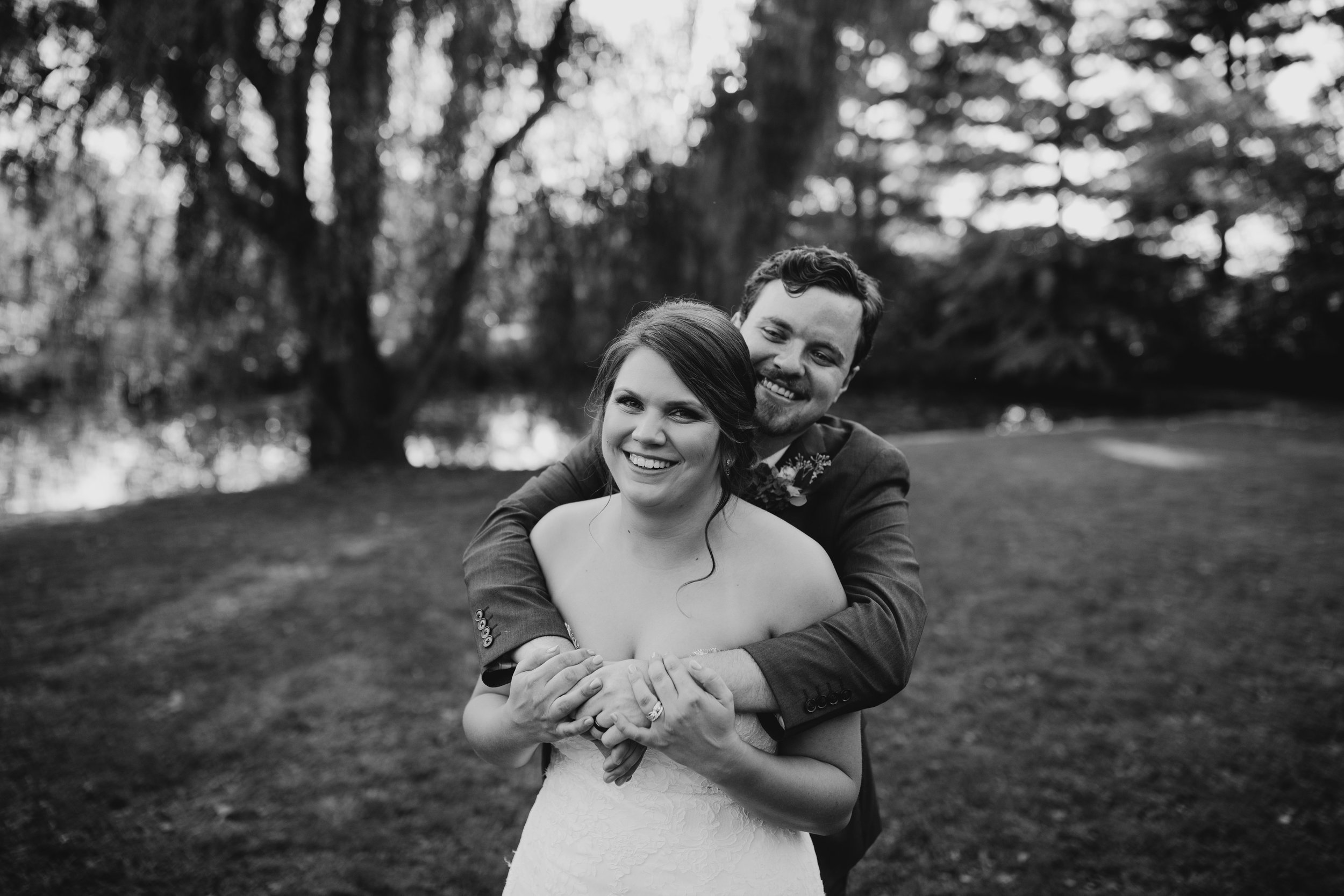 Succop Nature Park Wedding
