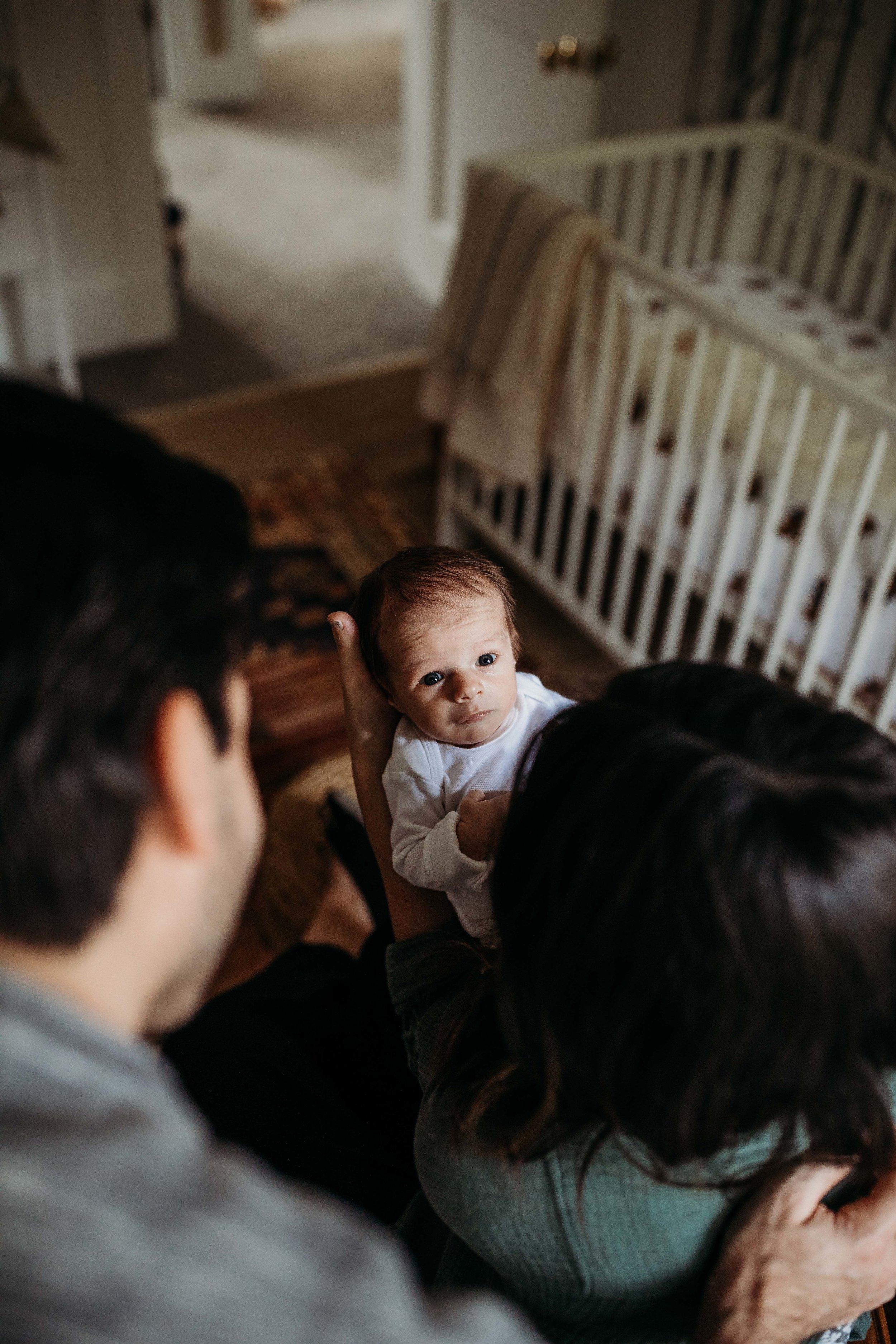Pittsburgh newborn lifestyle session - Baby Auden-26.jpg