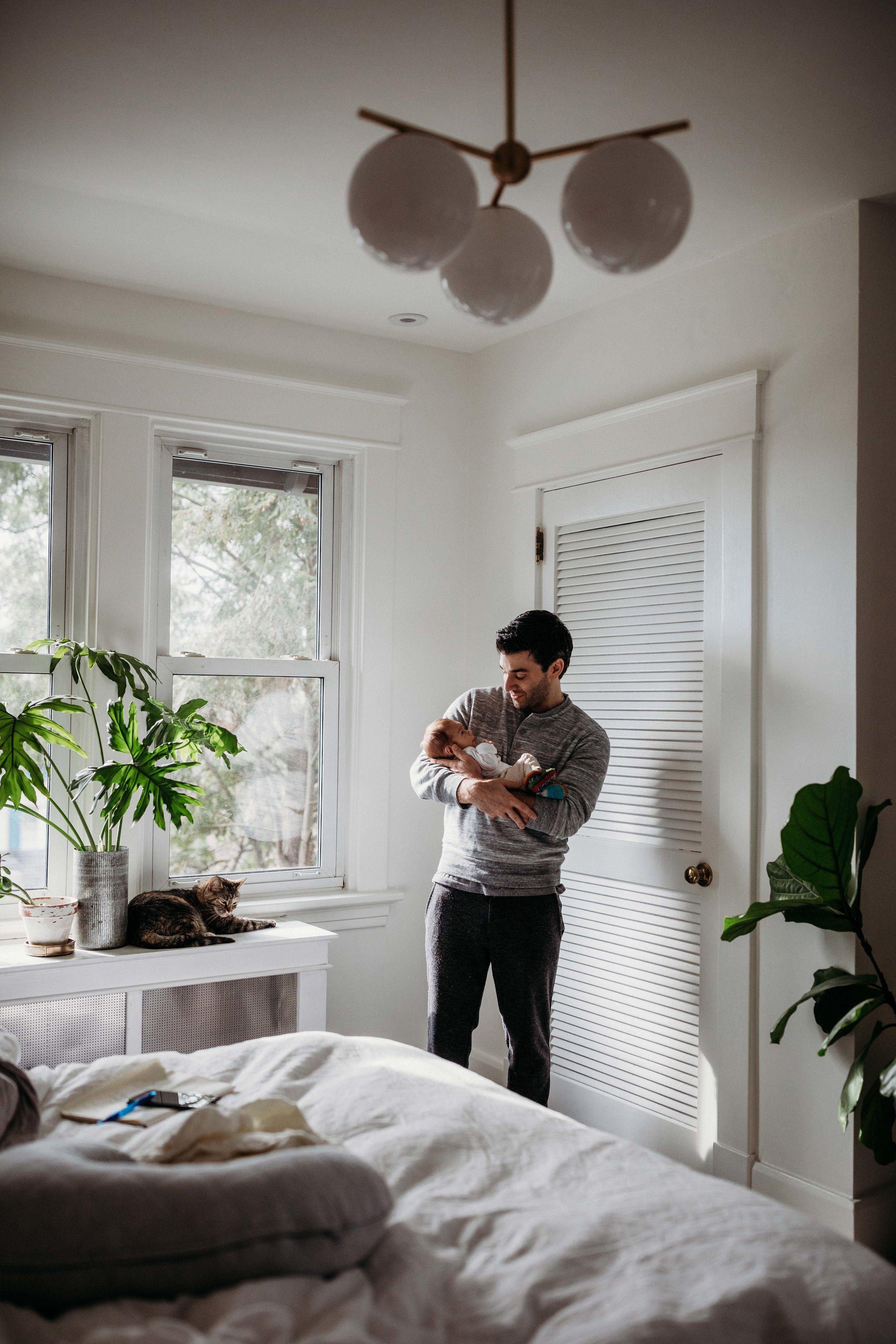 Pittsburgh newborn lifestyle session - Baby Auden-46.jpg