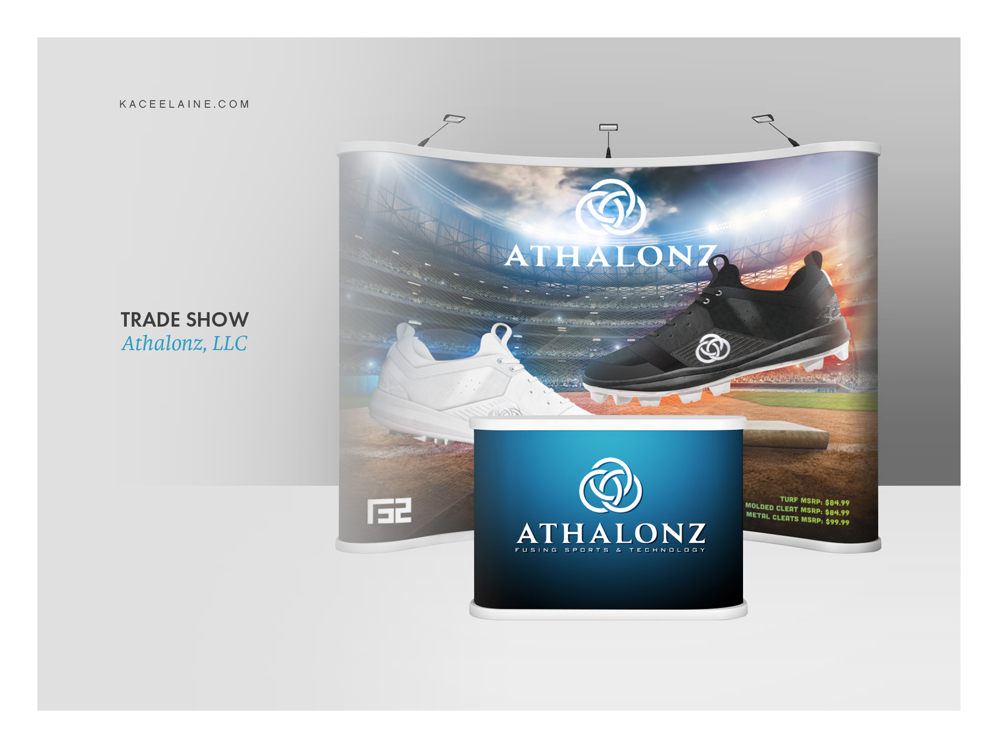 Trade Show Design for Athalonz
