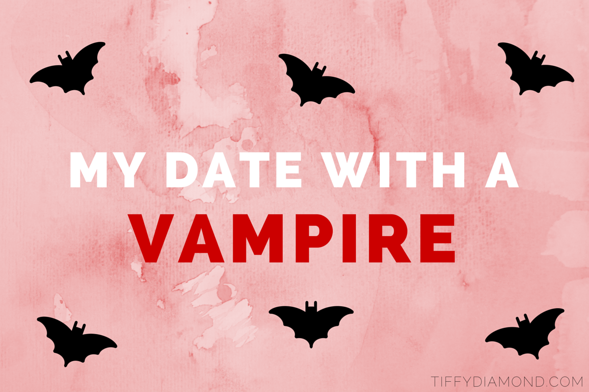 my date with a vampire