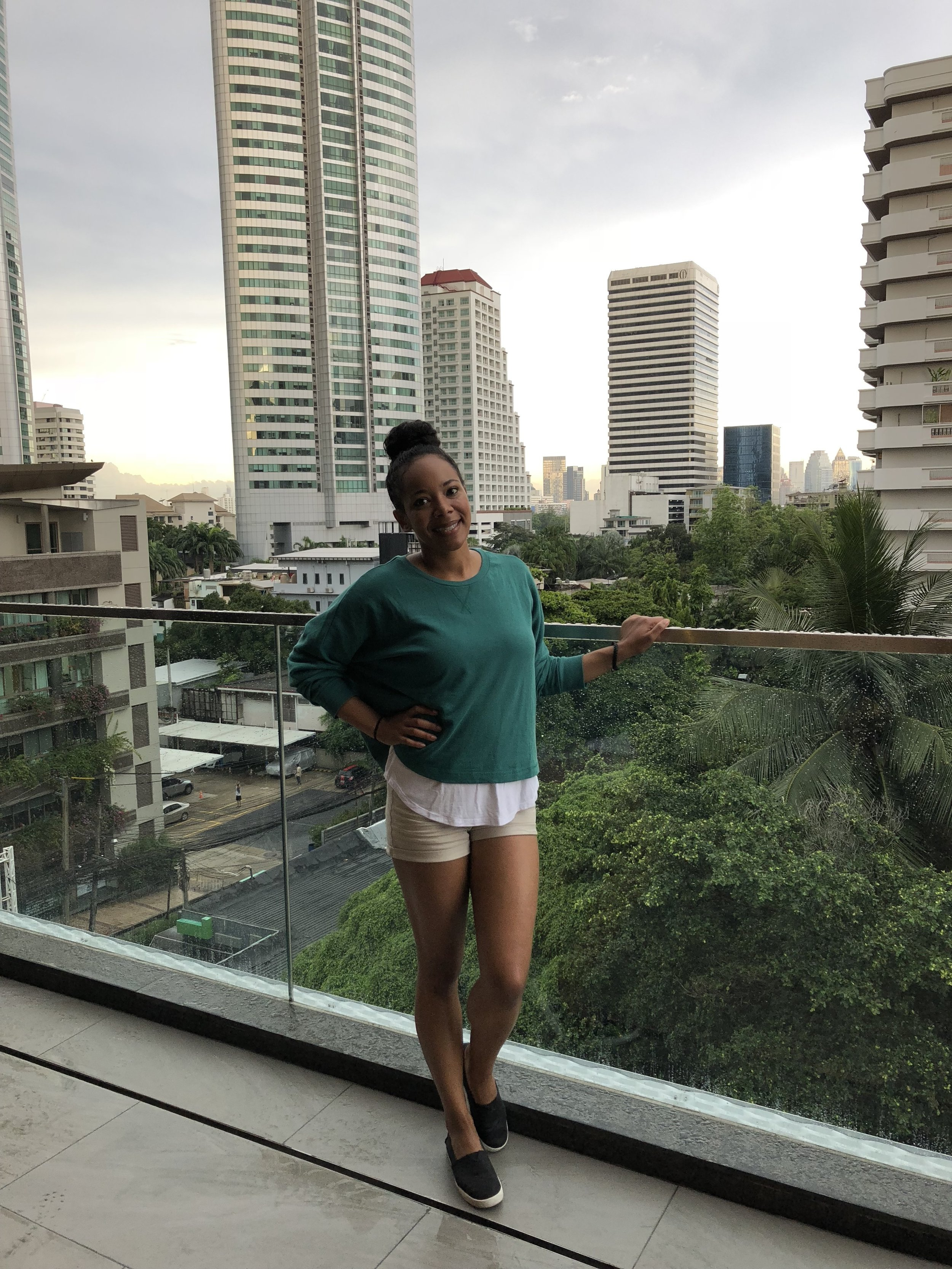 What to pack for bangkok