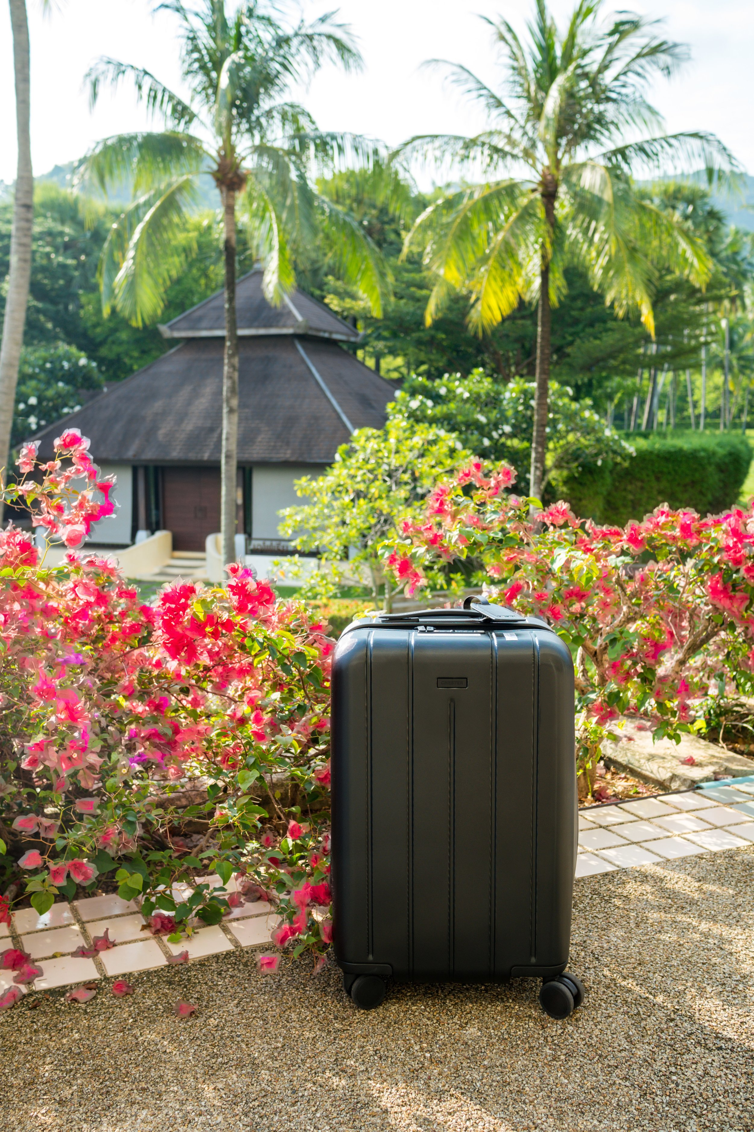 Chester travels carry on thailand