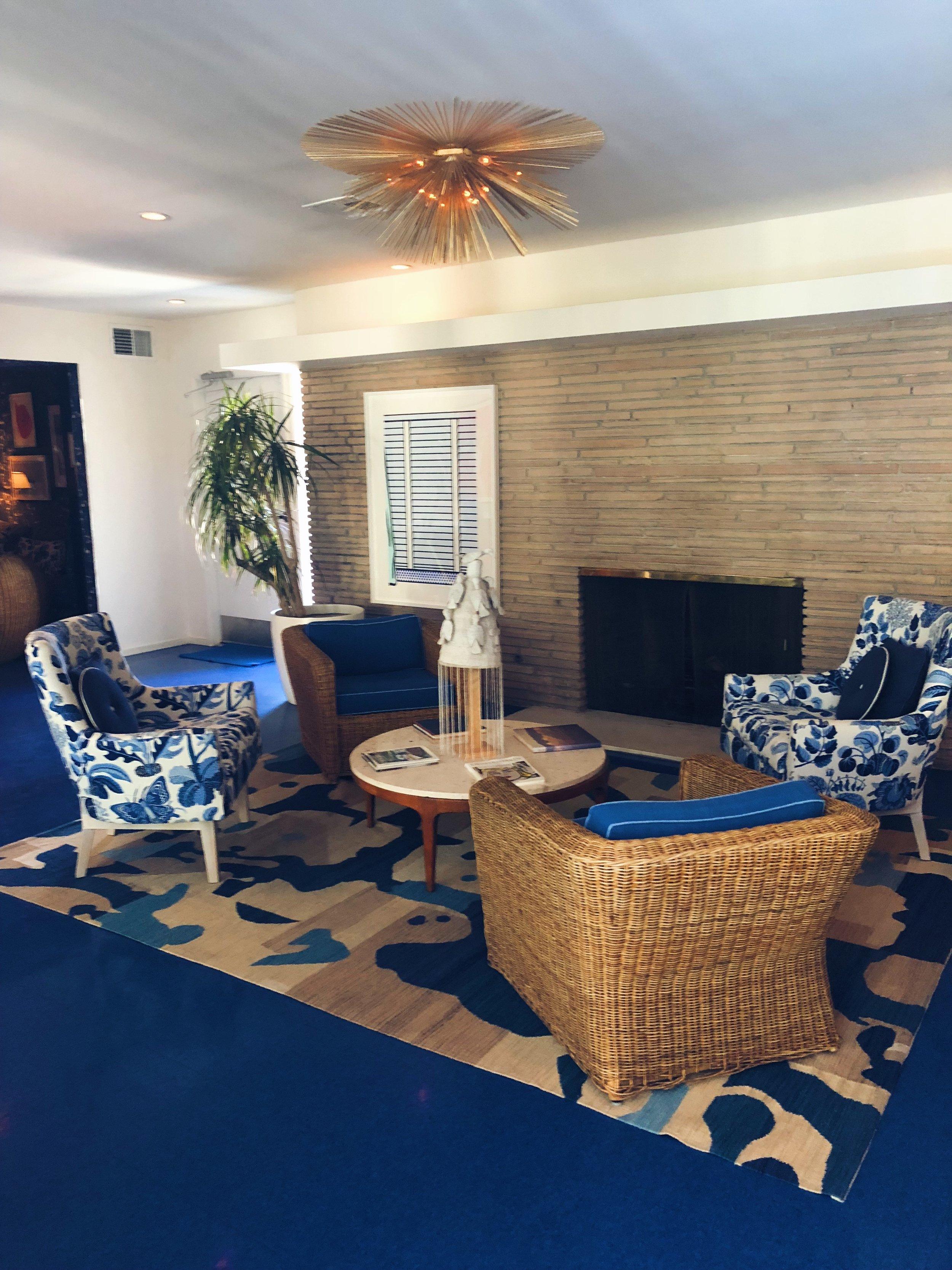 Photo: Sitting area Holiday House