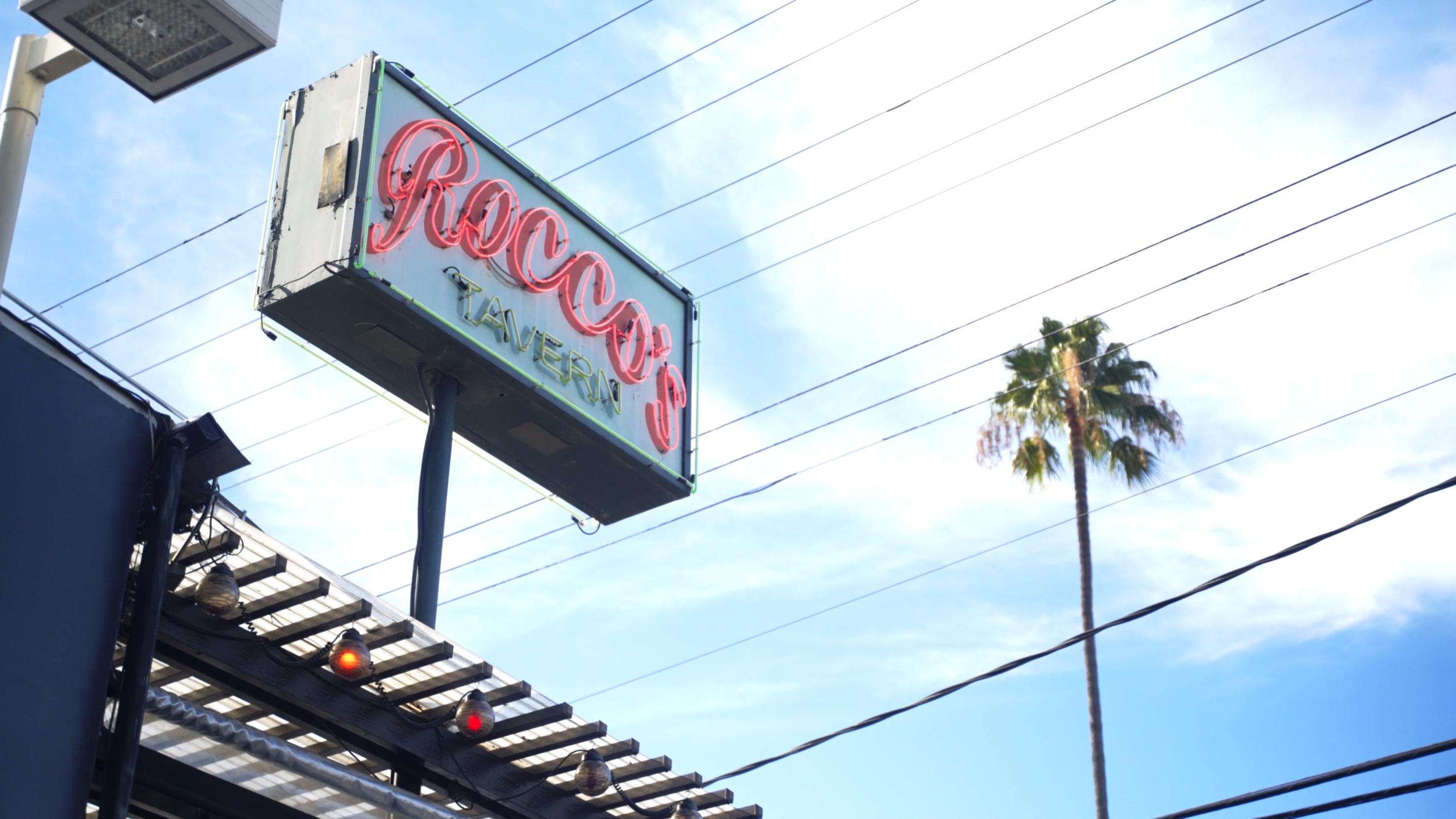 Rocco's Tavern in Studio City