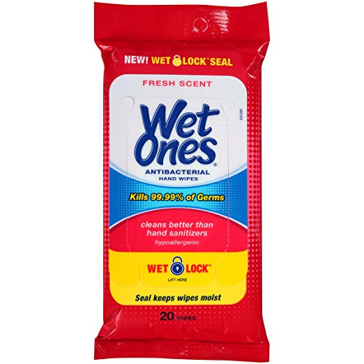 Anitbacterial Wipes