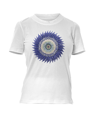 Flower Power Ladies Shirts