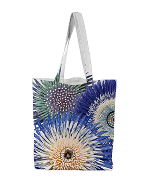 Flower Power Tote - Multi