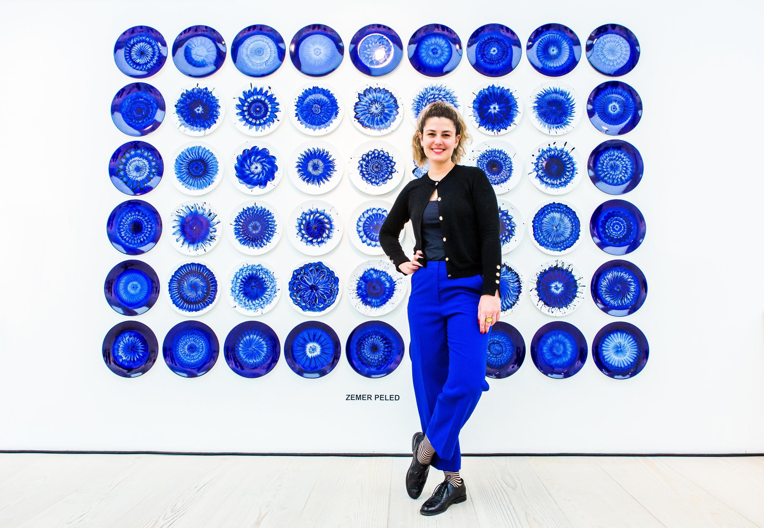 Zemer Peled at Collect 2019, Cynthia Corbett Gallery, photo credit Cristina Schek (2).jpg