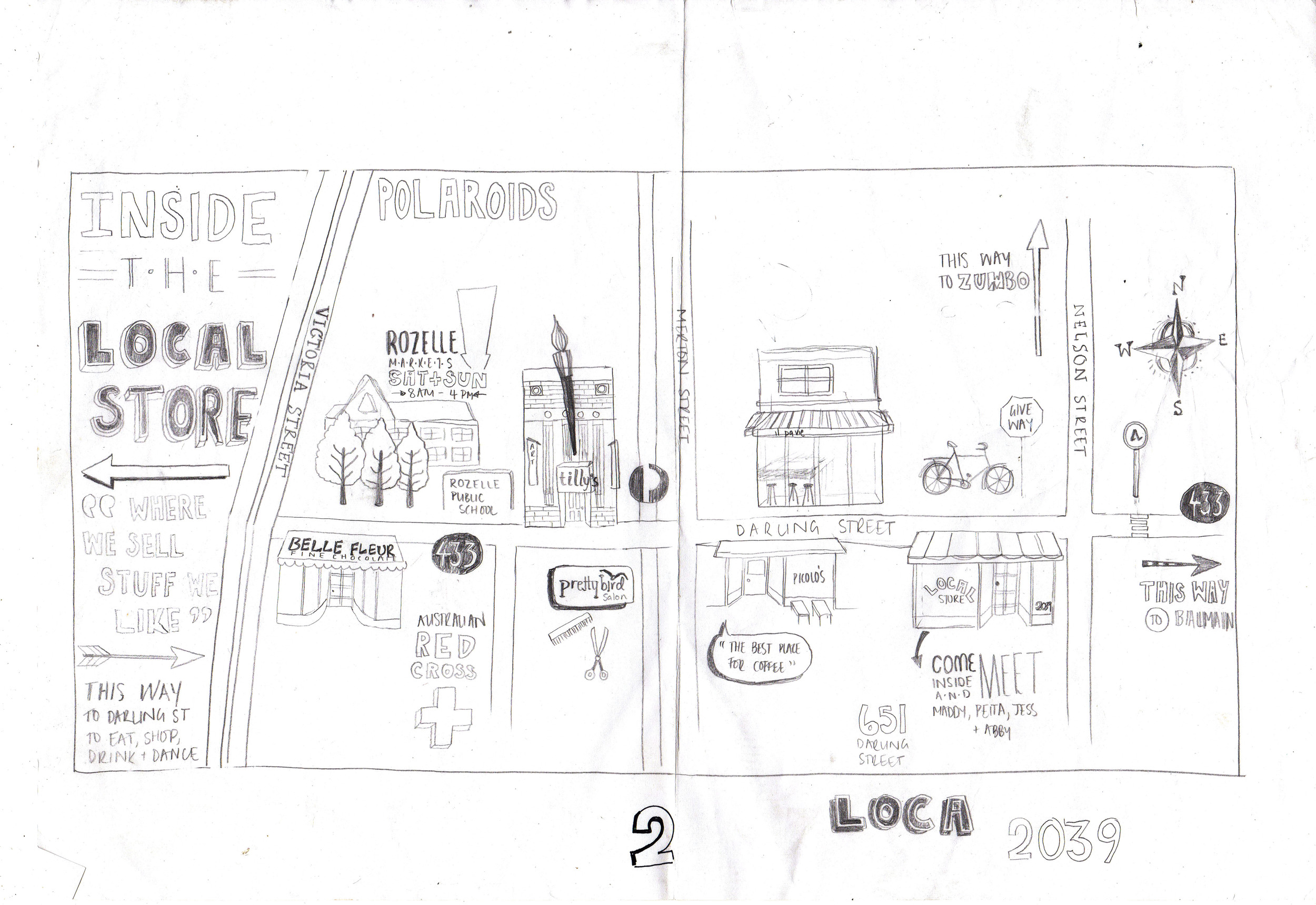 + Original sketch
