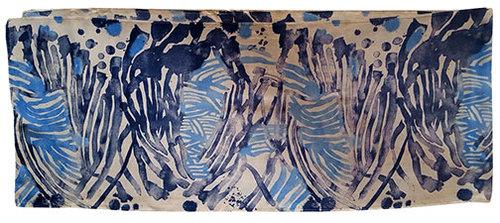 7. Field Lines blue