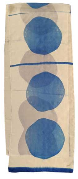 23. Shabori Shape Blue Dot