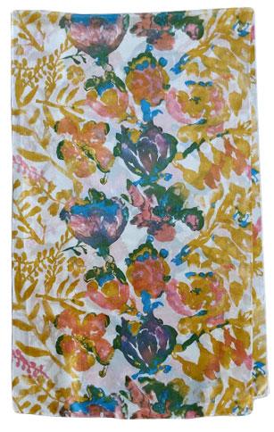 1. Watercolor Floral Primary