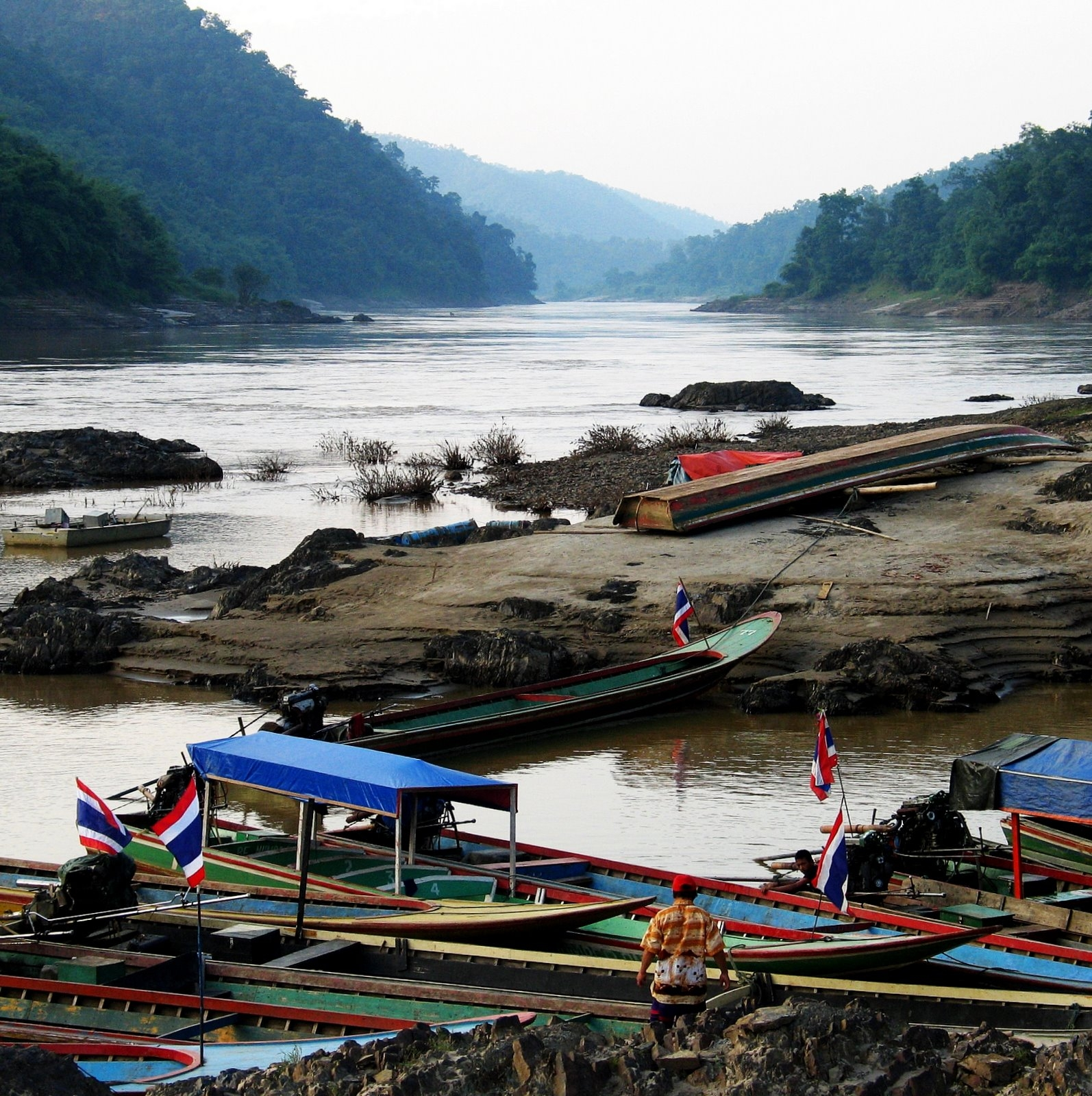 To the Source of the Salween River