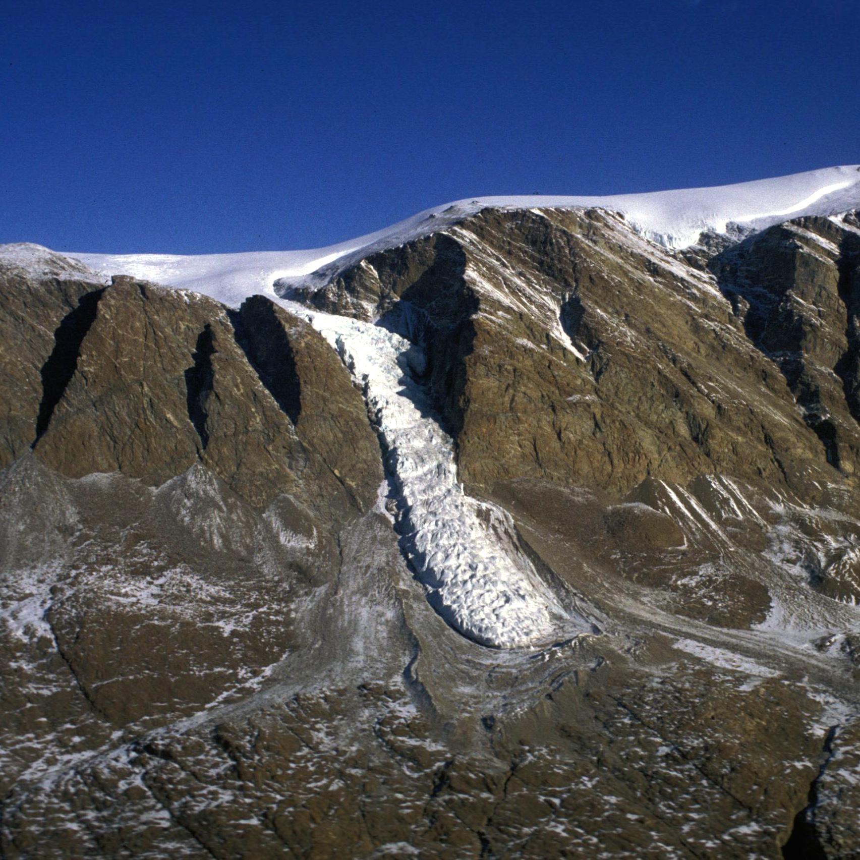 Warm Ocean Waters are Speeding Greenland Glacier Melt