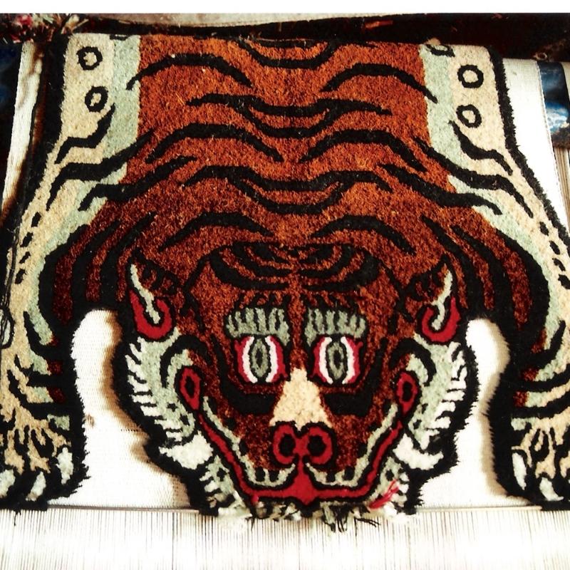 Save Tibetan Tiger Rugs