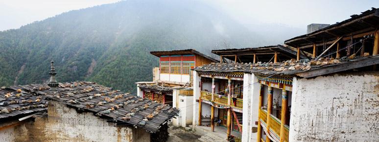 Tibetan Nunnery