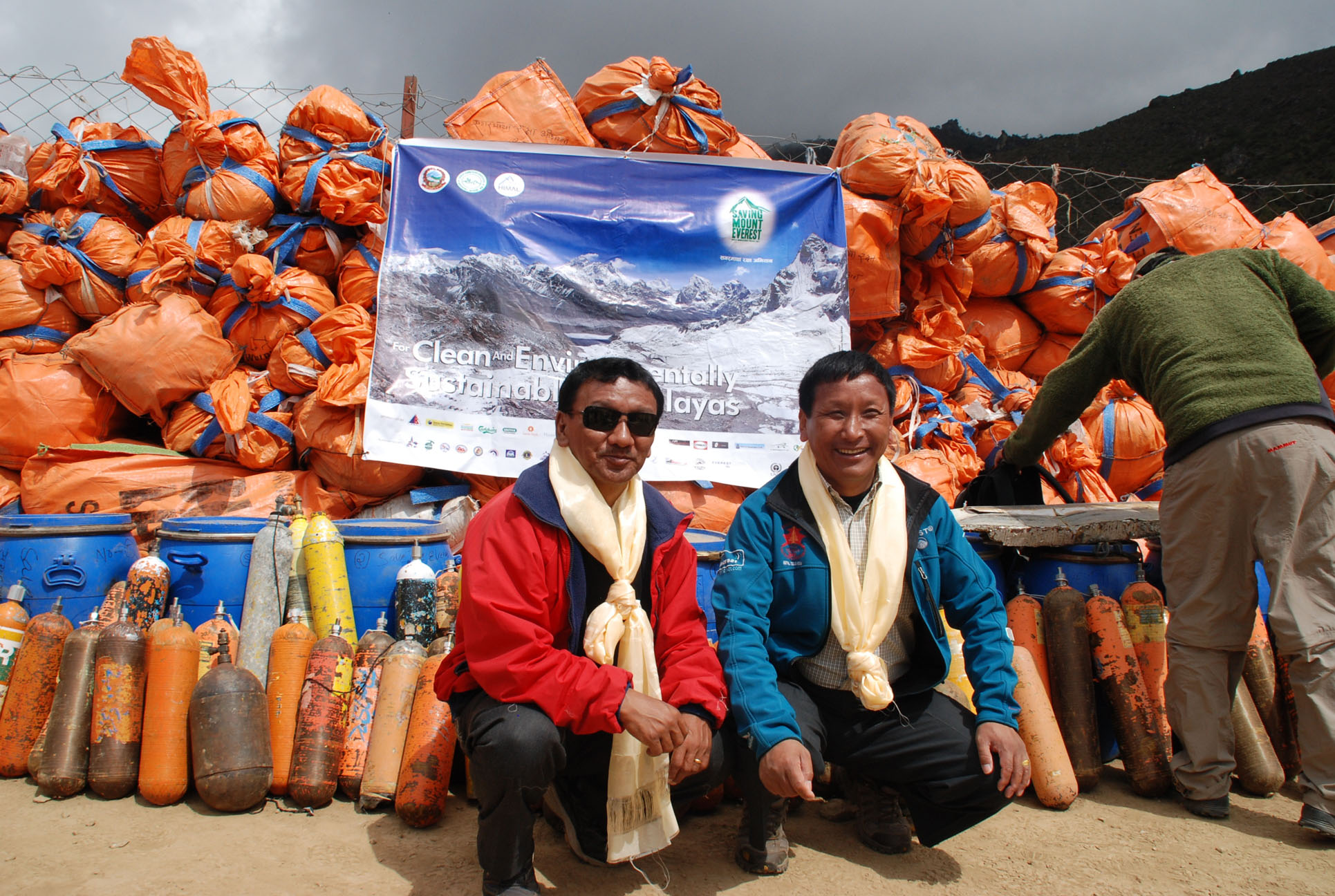Save Everest