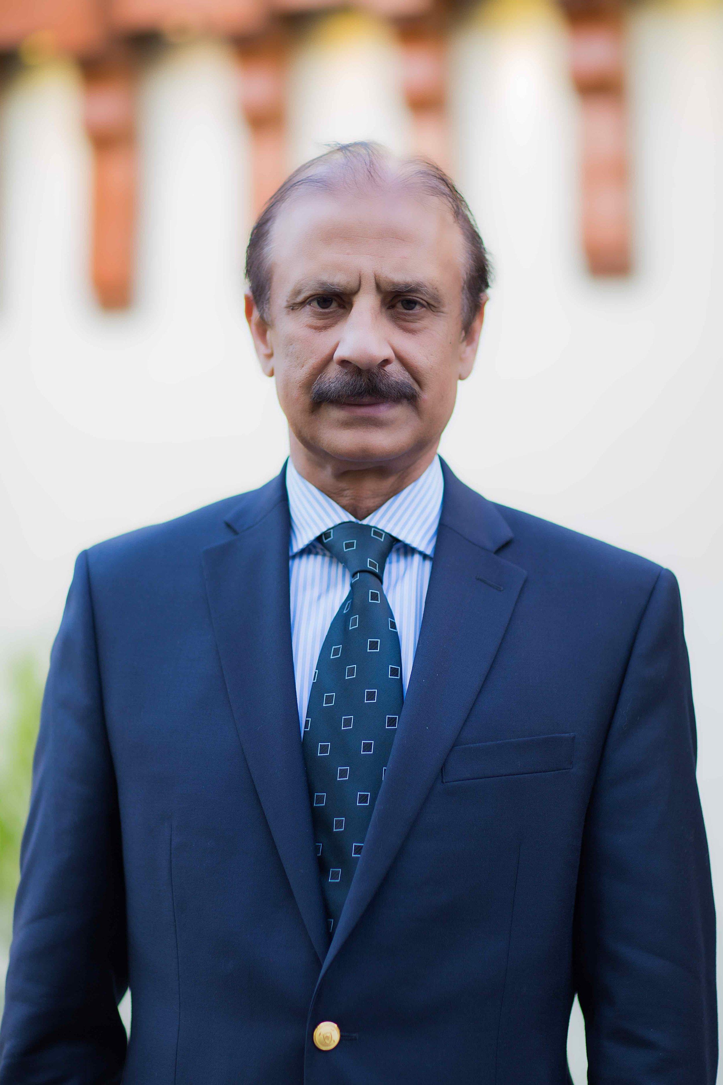 Mr. Kamran Lashar
