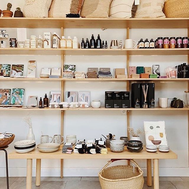 This beautiful place! Love being part of all kinds of shops both big and small. @morningtide.shop 💛