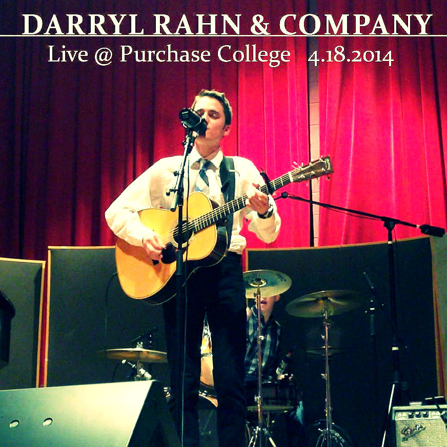 Darryl Rahn - Live @ Purchase