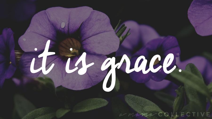 it is grace big