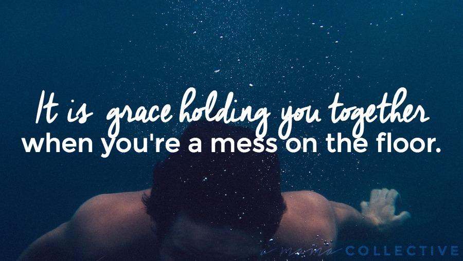 it is grace quote