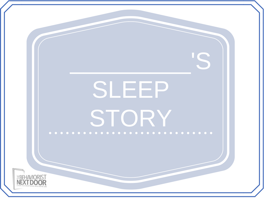 CLICK HERE FOR THE SLEEP STORY!