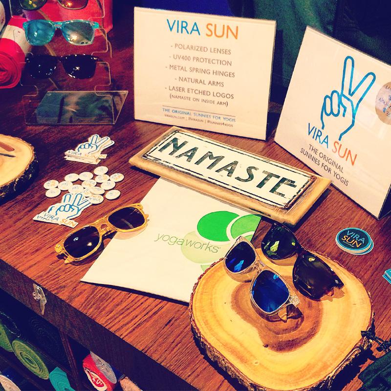Vira Sun x YogaWorks | UWS, NYC