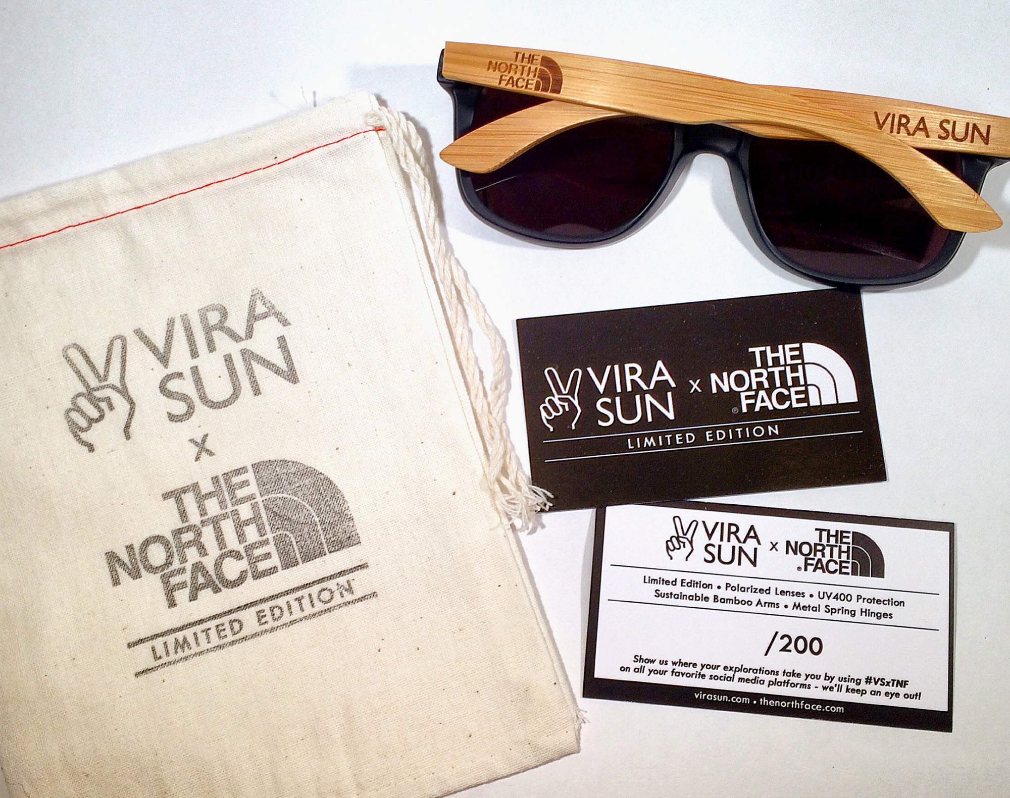 Vira Sun x The North Face
