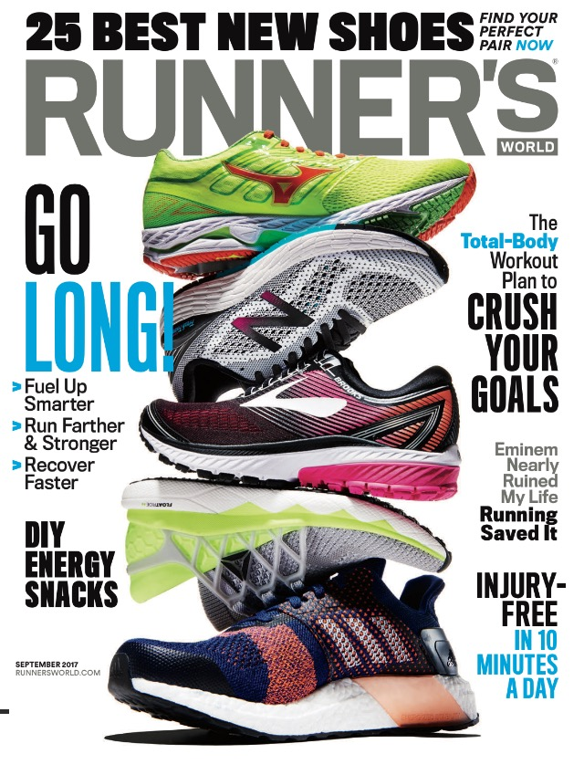 Vira Sun x Runner's World