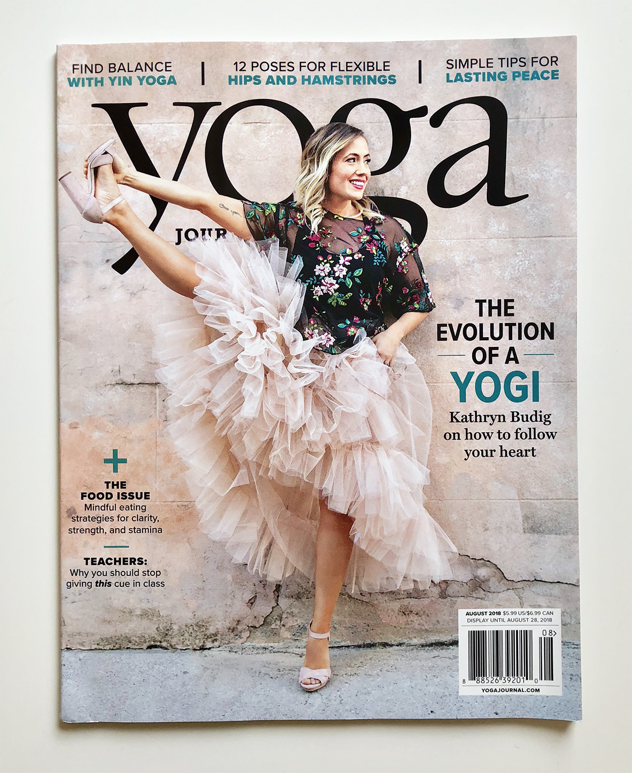 Vira Sun x Yoga Journal