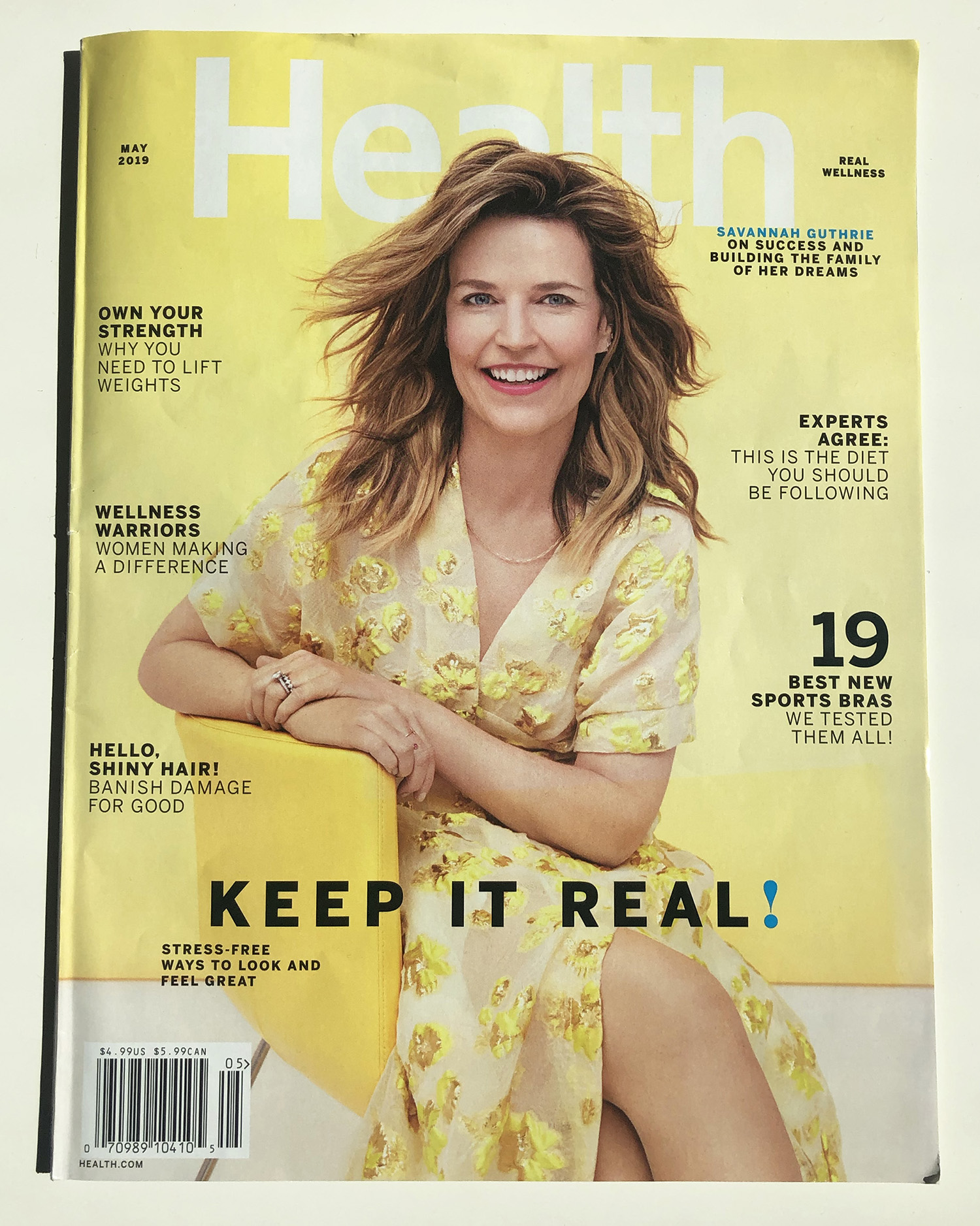 Vira Sun Featured in Health Magazine; May 2019 Issue