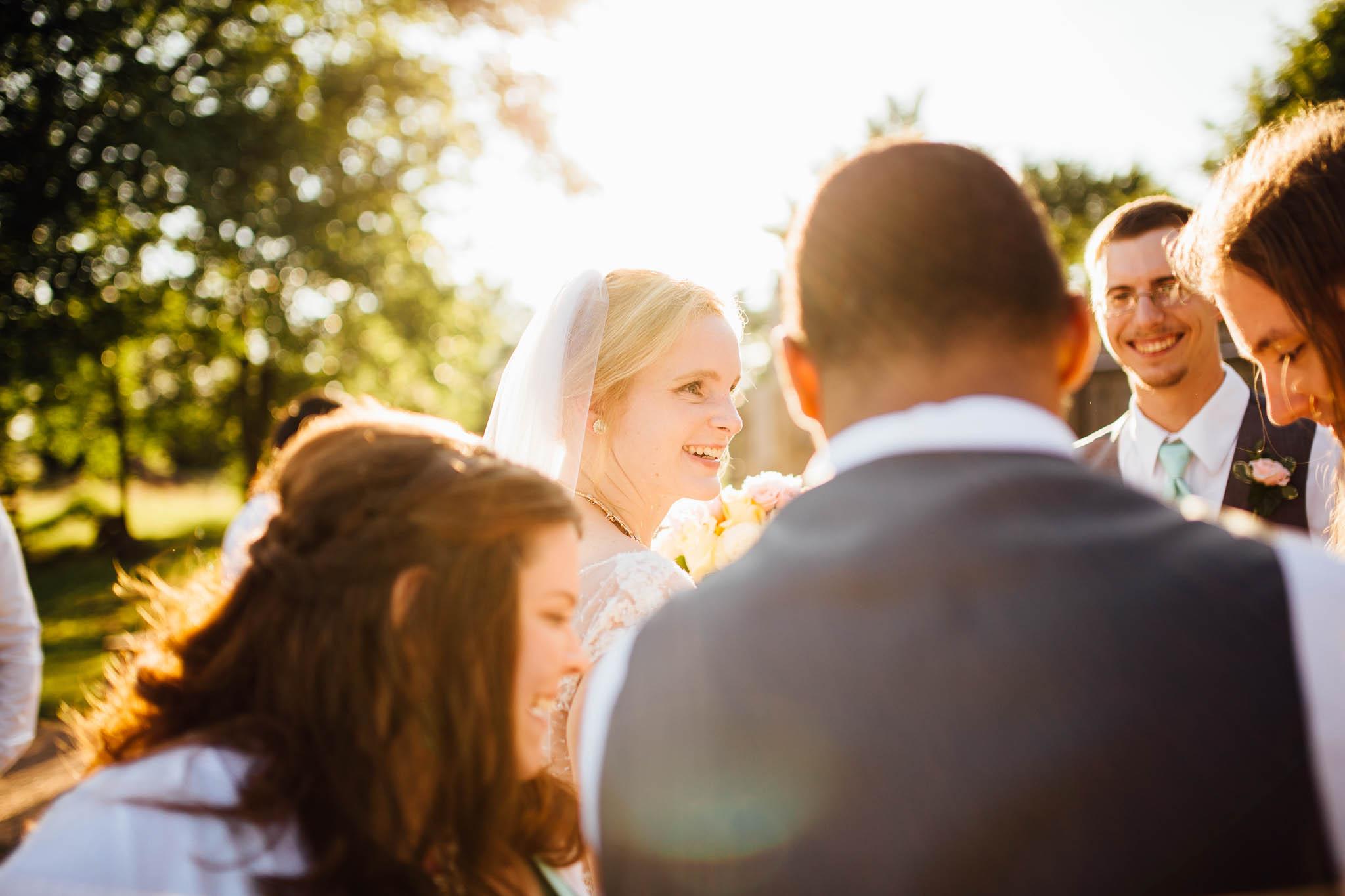 Stone Oak Ranch Wedding Example