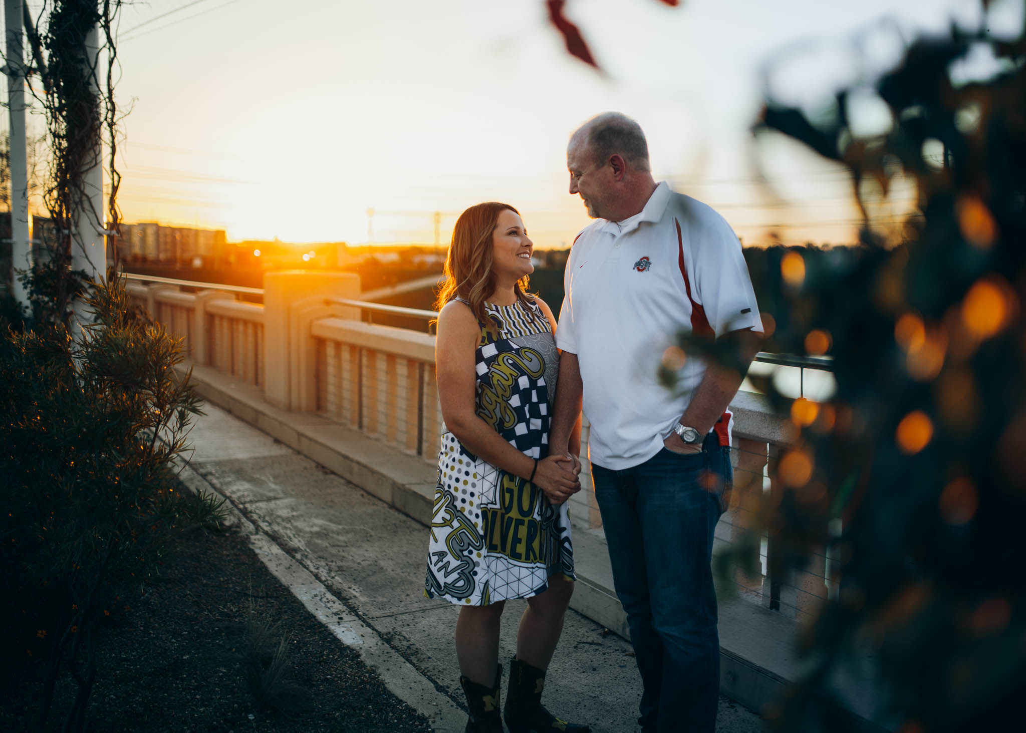 Bridge Engagement Shot