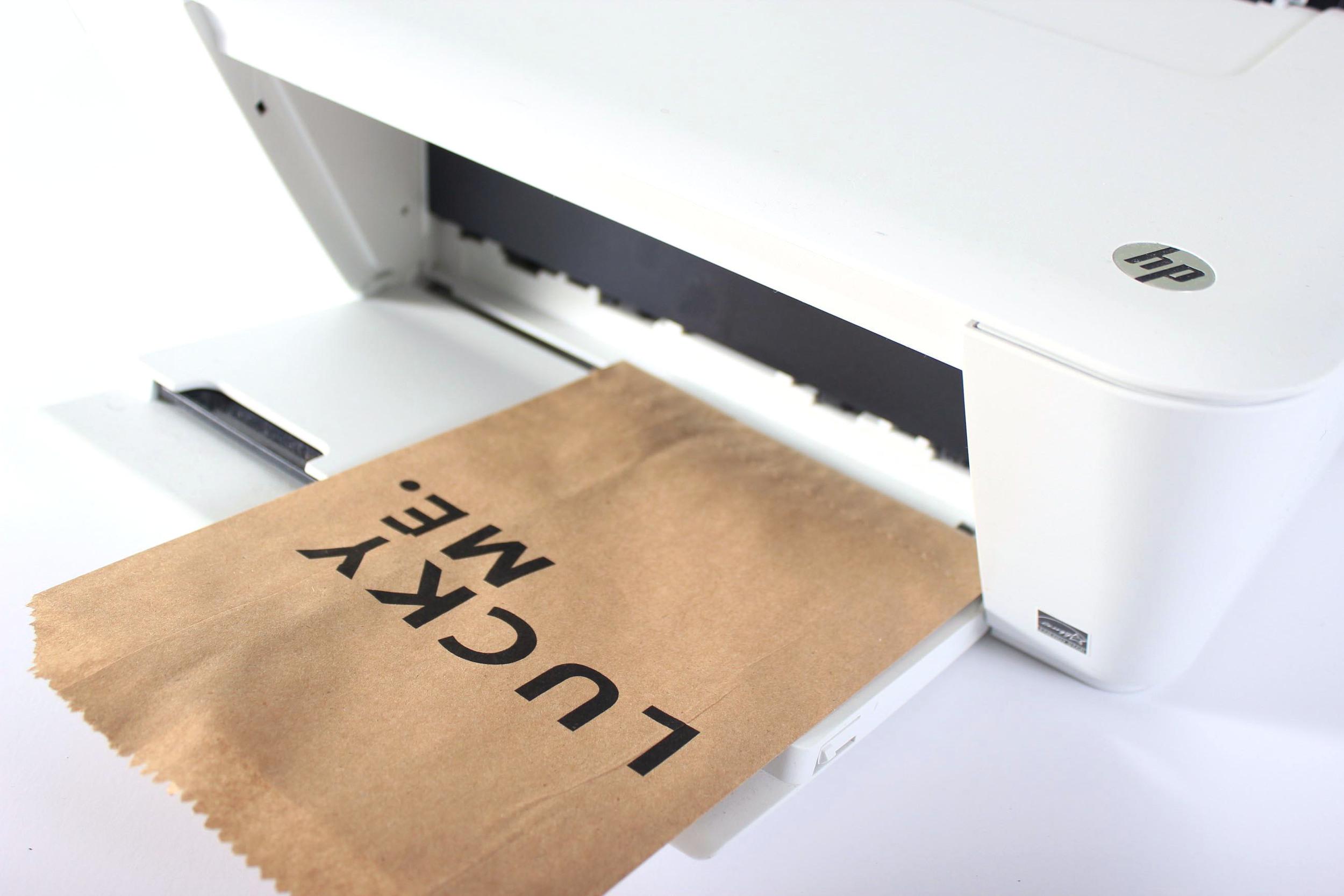 DIY St Patrick Day Printer
