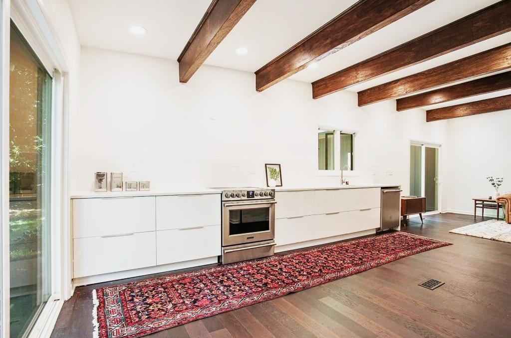 Mid Century Modern Kitchen Remodel