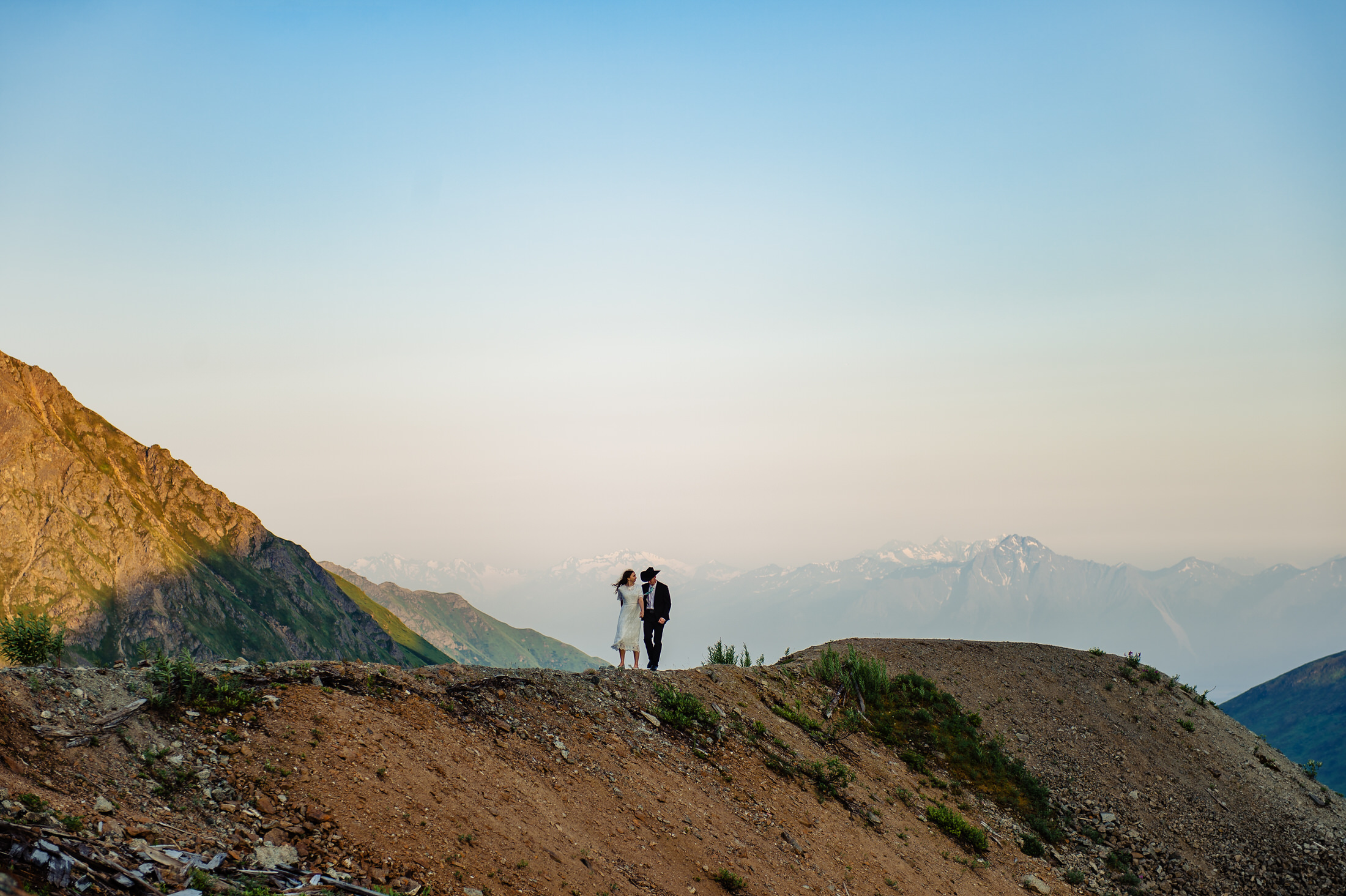 Hatcher pass elopements