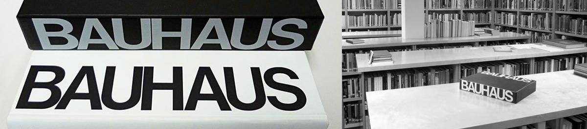 The Bauhaus Bible.