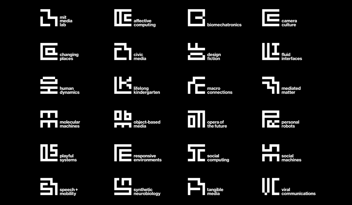 Trying to make sense of these marks can be a task. As with Cooper's MIT Press logo, the marks cannot stand on their own–they must be part of the complete lockup.