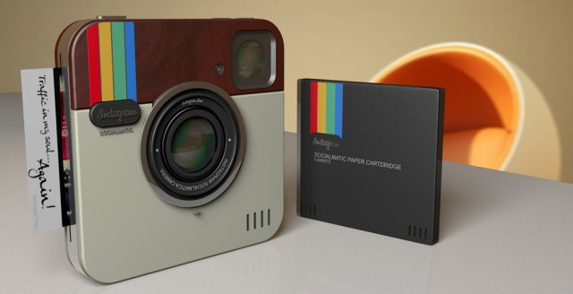 ADR Studio's Socialcam concept.