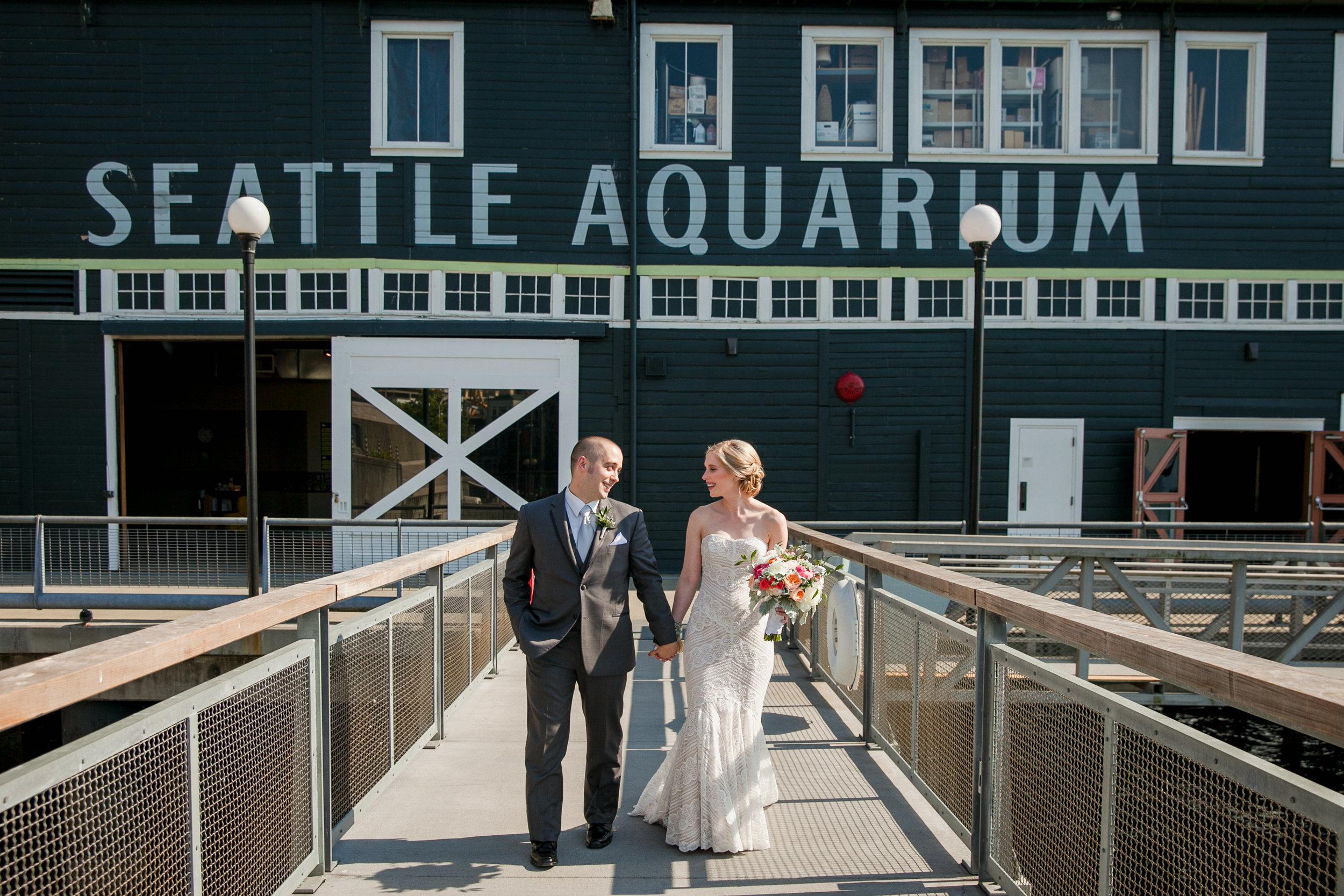 Sublime Stems | Red Sparrow Photography | Seattle Aquarium