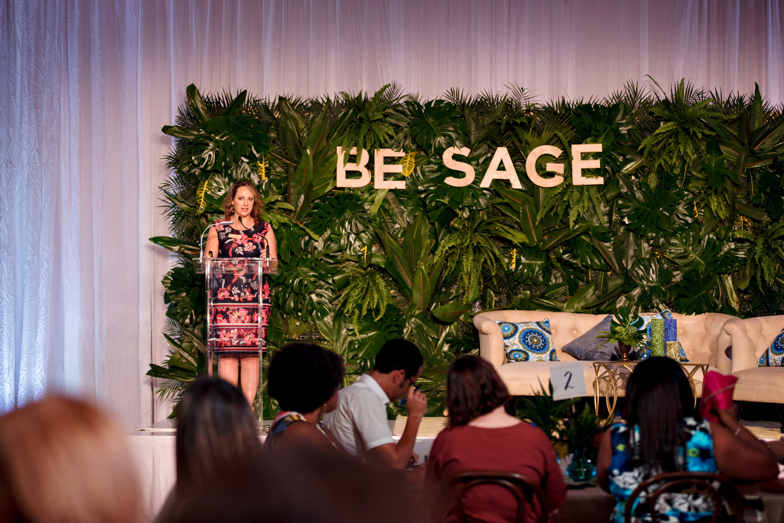 Sublime Stems | Be Sage Conference | Barbie Hull Photography