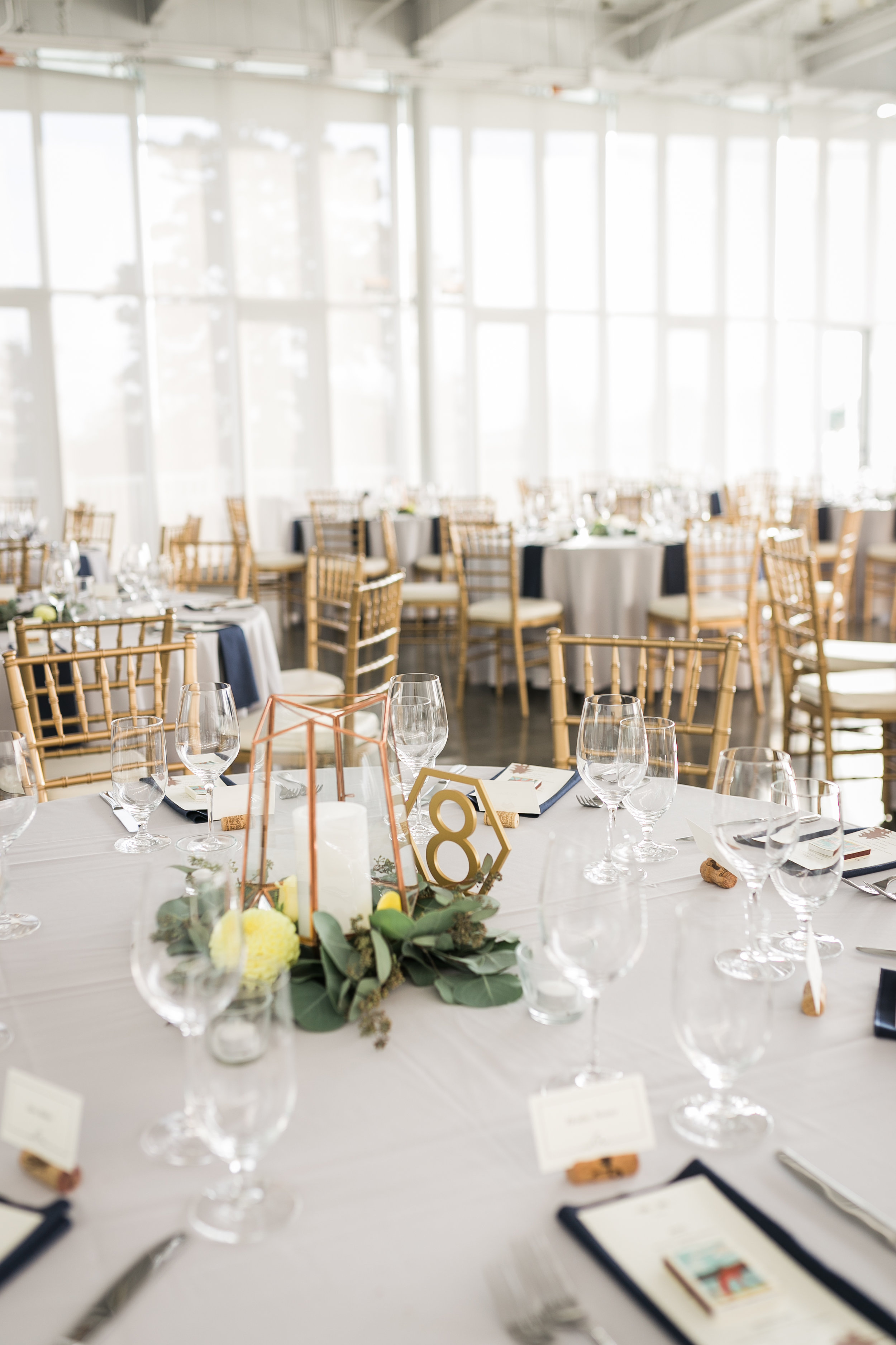 seattle-wedding-reception-geometric-candle-greenery-lush-party-blooms-floral
